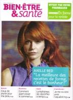 """Axelle Red   """" Bien être & Santé """" - Gente"""