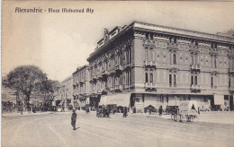 Alexandrie , Egypt , 00-10s ; Place Mohamed Aly - Alexandria