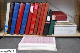 DDR 1949 - 1990 Grosse Posten mit Gewaltiger Bestand  ( S - 261 )