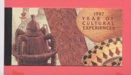TIMBRES :  1997 Year Of Cultural Expérience - Afrique Du Sud (1961-...)