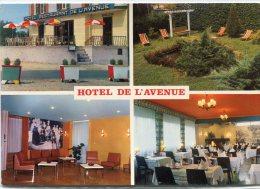 CPSM 63 HOTEL DE L AVENUE PONT DE DORE Grand Format 15 X 10,5 - France