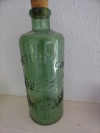 RARE : VINTAGE GIANT BOTTLE -- PROPERTY OF COCA COLA BOTTLING CO. !!! - Soda