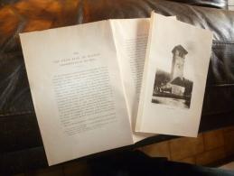 Les Deux Jean De Blanot   Jurisconsultes Du XIII° Siècle - Vieux Papiers