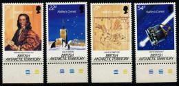 ANTARCTIC, BAT, Set Mi-No. 132/35 , Perfect, Xx Mint Never Hinged !! - Polarmarken