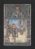 India PC 1911 German Heir Visit - Inde