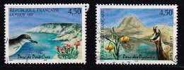 Frankreich 1997, Michel # 3199 - 3200 O - Frankreich