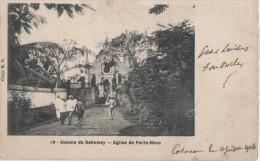 Eglise De Porto Novo. - Dahomey