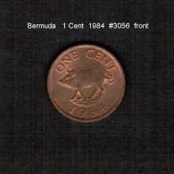 BERMUDA    1  CENT  1984  (KM # 15) - Bermuda