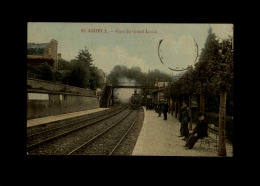 14 - LISIEUX - Gare - Train - Lisieux