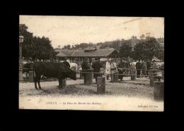 14 - LISIEUX - Marché Aux Bestiaux - Lisieux