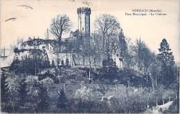 FORBACH. Parc Municipal. Le Château. - Forbach