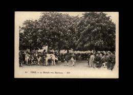 14 - VIRE - Marché Aux Bestiaux - Vire