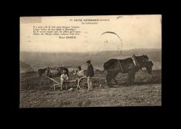 14 - NOTRE NORMANDIE - Le Laboureur - Agriculture - Ermice - Vire