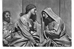 """Savona - Santuario Basilica """" La Visitazione """" Altorilievo Del Bernini - Sculture"""