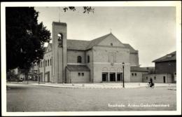 Cp Enschede Overijssel, Ariens Gedachteniskerk, Gedächtniskirche - Nederland