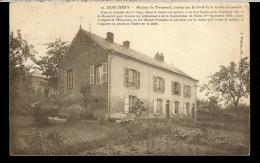 CPA 72  DONCHERY Maison Du Tisserand Située Sur Le Bord De La Route Nationale - Other Municipalities