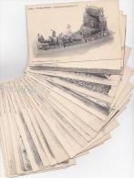 GENT (Gand) - 1905 - **ZELDZAAM AANBOD !!** - Cortege Nautique -COMPLETE REEKS 20 st - Uitg De Graeve -Gondola