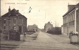AVELGHEM - Rue Léopold - Spoorwegovergang - Passage à Niveau - Avelgem