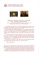 ITALIA - Bollettino Illustrativo P-TT. 1977 (italiano-francese)  - Lotta Contro La Droga - Droga