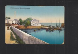 PPC Bermuda 1934 - Postcards