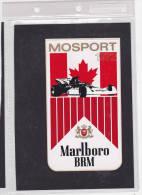 Marlboro Sticker  Mosport 1972 - Automovilismo - F1