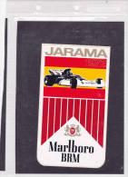 Marlboro Sticker  Jarama 1972 - Automovilismo - F1