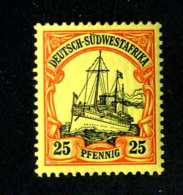 283e  GSWA 1901  Mi.# 15 Mint* Offers Welcome! - Colonia: Africa Sud Occidentale