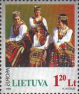 Lietuva Litauen 1998 MNH ** Mi. Nr. 664