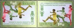 Lietuva Litauen 1998 MNH ** Mi. Nr. 669 Pair - Lithuania
