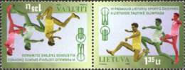 Lietuva Litauen 1998 MNH ** Mi. Nr. 669 Pair