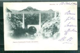 Bastia Le ....  Pont De Vecchio Près Vivario ( 425 Mètres )  Abu62 - Bastia