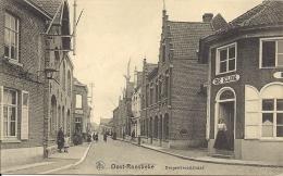 OOST-ROOSBEKE - Drogenbroodstraat - Duitse Feldpost 1915 - Soldatenbrief - Oostrozebeke
