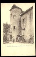 Carte CERILLY ALLIER Vue Intérieure D'une Vieille Maison (hôtel Guinard) - Autres Communes