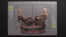 Austria - 2009 - Mi.Nr. 2787-8, Bl. 48** MNH- Look Scan - 2001-10 Nuovi & Linguelle