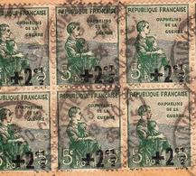 Lettre Périgueux Dordogne 1935 Montluçon Allier Orphelins De La Guerre - Brieven En Documenten