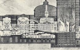 Théâtre National De L'Opéra Palais Garnier  - Coupe De L'Opéra - France
