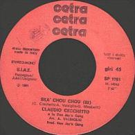 CLAUDIO CECCHETTO - Other - Italian Music