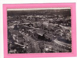 SAINT-LO (50) / CPSM Grand Format / Vue Aérienne / Quartier Notre-Dame Et La Prefecture - Saint Lo