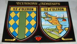 Ecussons Adhesifs Ile D'oleron - Ile D'Oléron