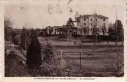CHARBONNIERES  LES BAINS   LE PENSIONNAT - Charbonniere Les Bains