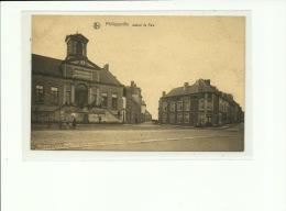 Philippeville Palais De Justiice - Philippeville