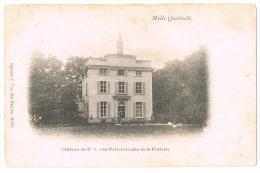 """MELLE QUATRECHT KWATRECHT - """"Château Du Baron L Van Pottelsberghe De La Potterie"""" - Melle"""