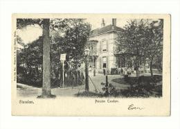 Ginneken.-  Pension Tandem  (1903). - Breda