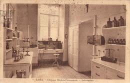 Lobbes Clinique Médico-Chirurgicale Laboratoire 1932 - Lobbes