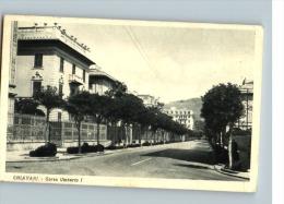 CHIAVARI (Genova) -CORSO UMBERTO 1° - VIAGGIATA 1939 - Italia