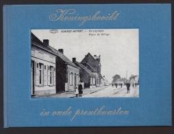 KONINGSHOOIKT In Oude Prentkaarten 38bl Ed. 1972 - Lier