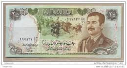 Iraq - Banconota Non Circolata Da 25 Dinari - Iraq