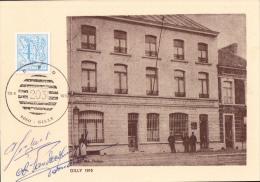 Gilly 1978 Bureau Des Postes (reproduction De 1910) - Charleroi