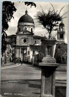 BORETTO (Reggio Emilia) - VIA ROMA - VIAGGIATA 1952 - Reggio Emilia