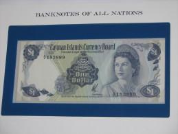 1 One Dollar - ILES CAYMAN - Cayman Islands Currency Board  - Billet Neuf  - UNC - !!!   **** EN  ACHAT IMMEDIAT  **** - Iles Cayman